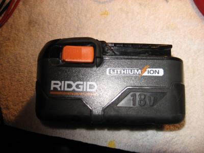 drill battery