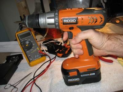 ridgid drill