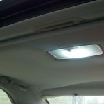 LED interior lamp module in Camry